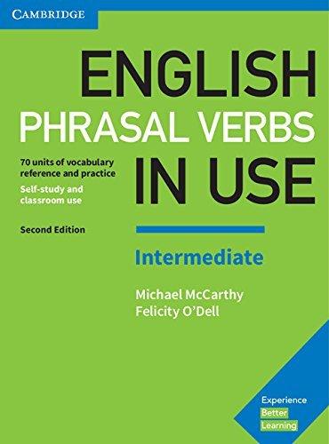 English phrasal verbs intermediate 2ed key