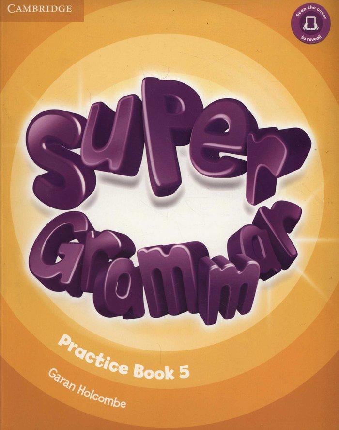 Super grammar book 5 5ºep super mind booklet