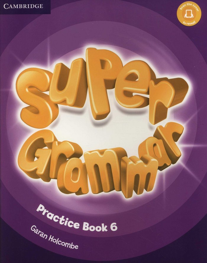 Super grammar book 6 6ºep super mind booklet