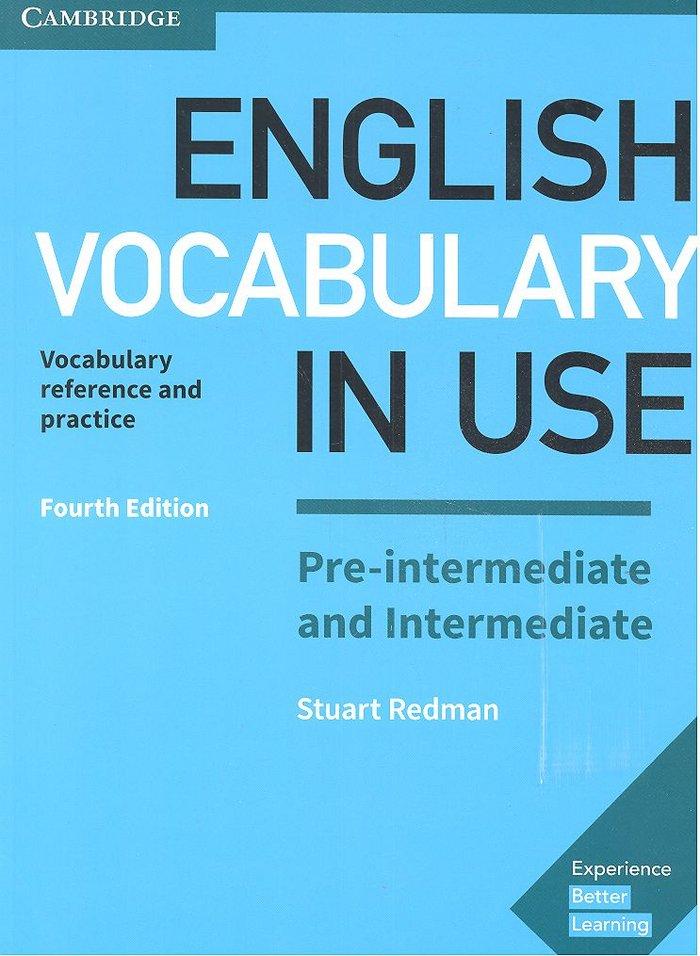 English vocabulary in use pre-intermediate key+cd