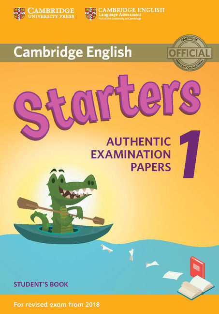 Camb.english young learners 1 starter st 17