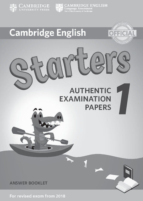 Camb.english young learners 1 starters key 17