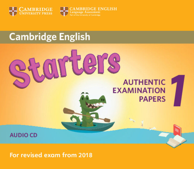 Cambridge english young learners 1 for revised exam from 201