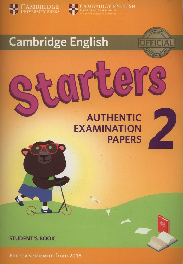 Camb.english young learners 2 starter st 18 revise