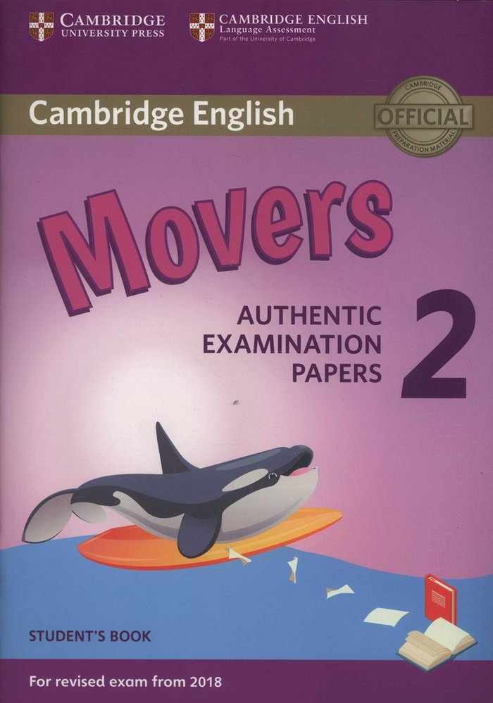 Camb.english young learners 2 movers st 18 revised