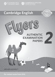 Camb.eng.young learners 2 flyers answer booklet 18