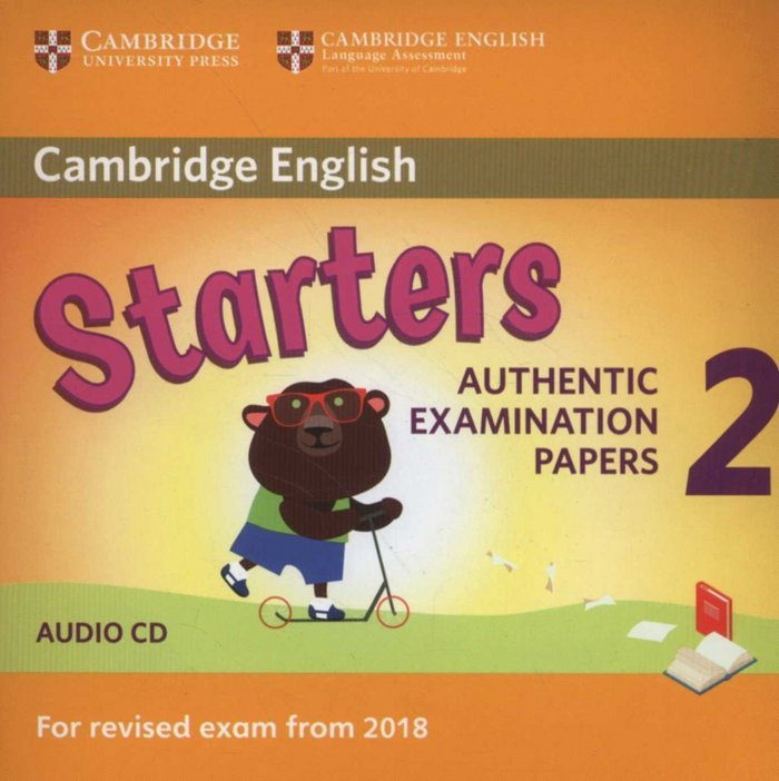 Camb.english young learners 2 starter cd 18 revise