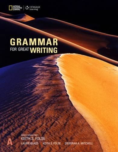 Grammar great writing a