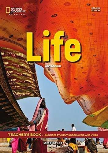 Life advanced prof+class cd+dvd 2e
