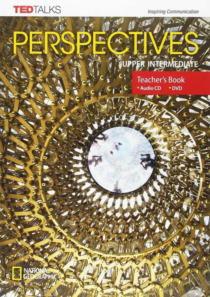 Perspectives upper int prof cd dvd