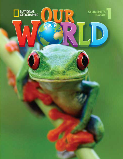 Our world bre alum 1+abc book