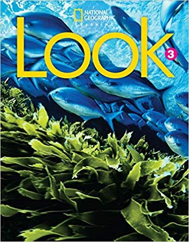 Look 3 students book