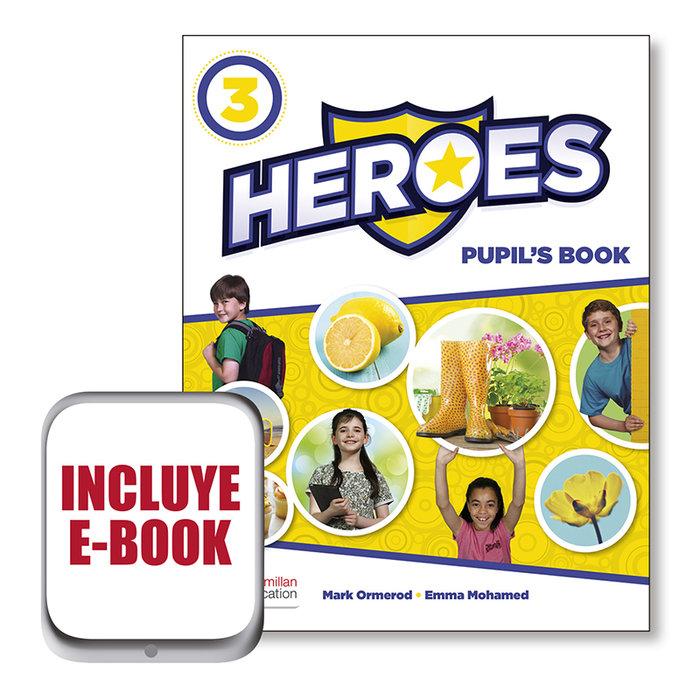 Heroes 3ºep st(ebook) pack 17