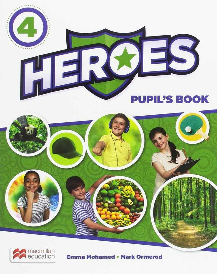 Heroes 4ºep st(ebook) pack 17