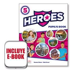 Heroes 5ºep st(ebook) pack 17