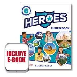 Heroes 6ºep st(ebook) pack 17