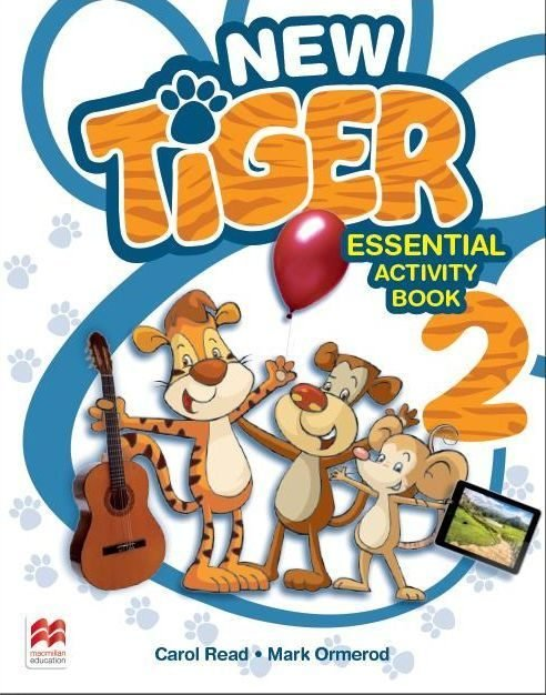 New tiger 2ºep essential wb 18