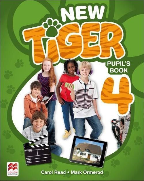 New tiger 4ºep st pack 18