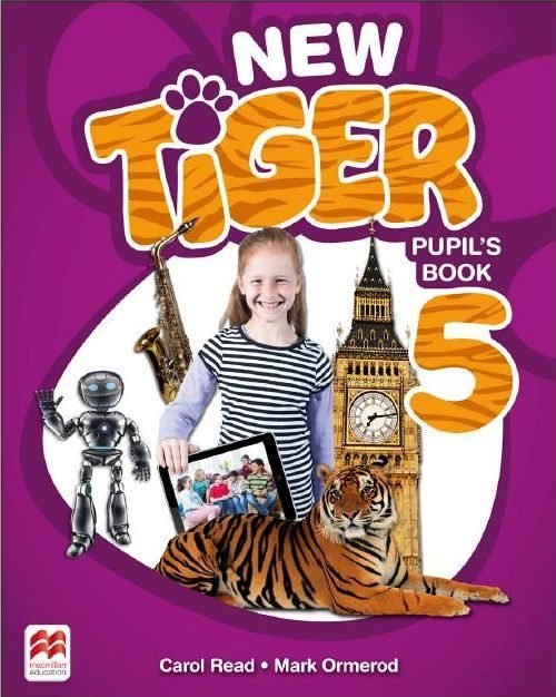 New tiger 5ºep st pack 18