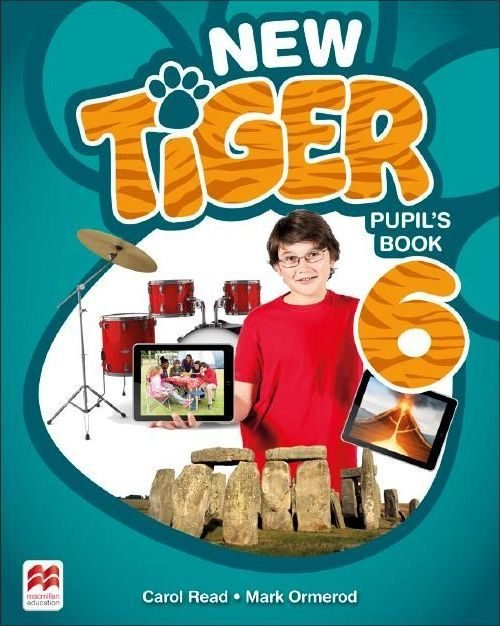 New tiger 6ºep st pack 18