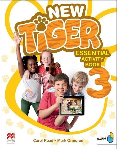 New tiger 3ºep wb essential pack 18