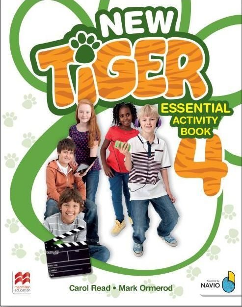 New tiger 4ºep wb essential pack 18