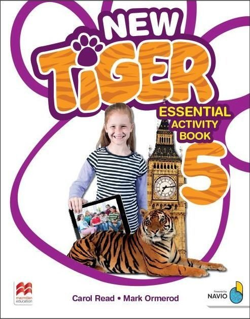 New tiger 5ºep essential wb pack 18