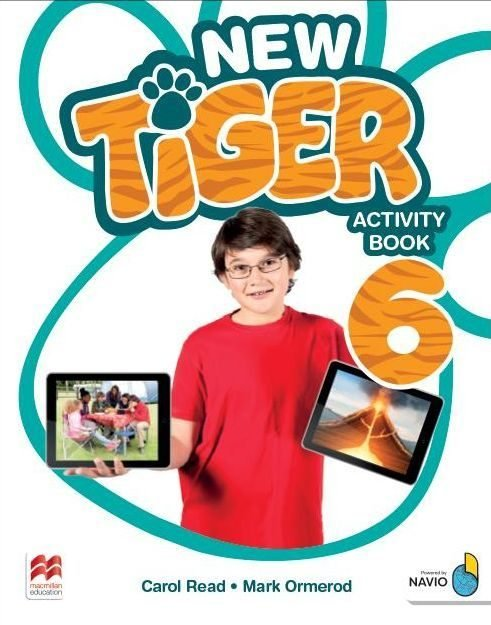 New tiger 6ºep wb pack 18