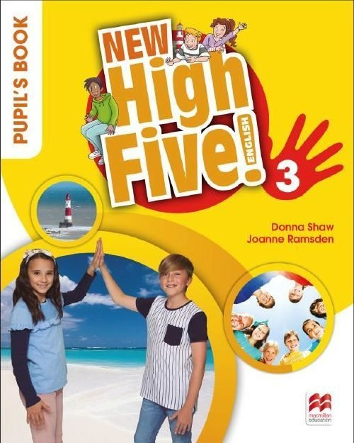 New high five english 3ºep st pack 18