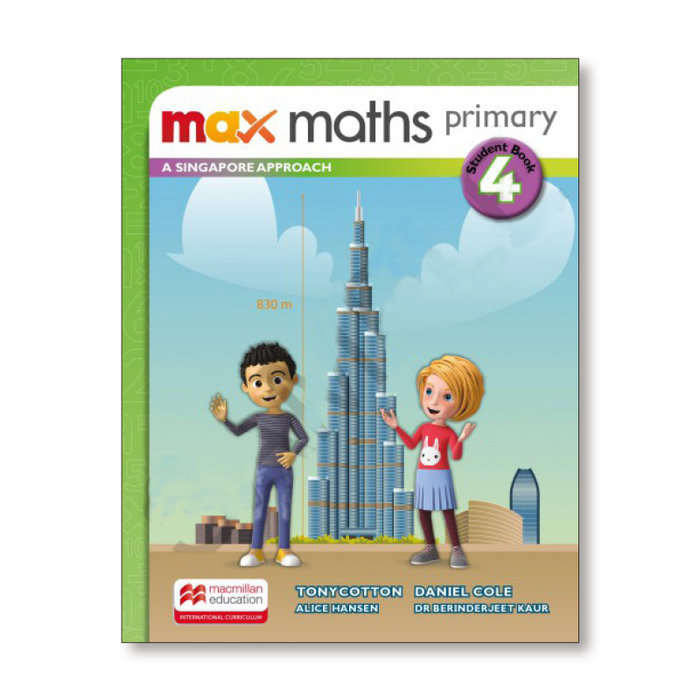 Max maths 4ºep st 18 a sing approach