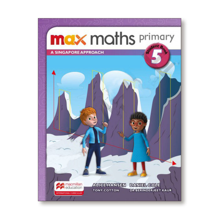 Max maths 5ºep st 18 a sing approach