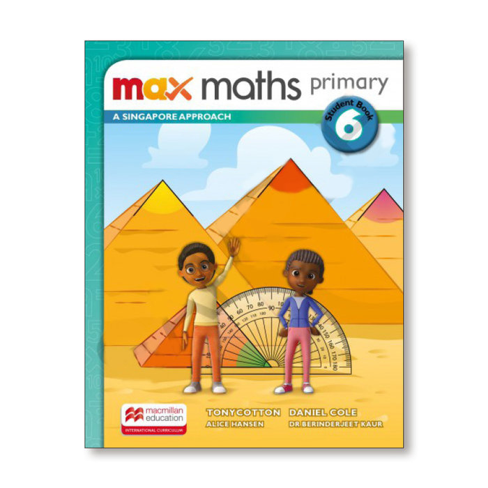 Max maths 6ºep st 18 a sing approach