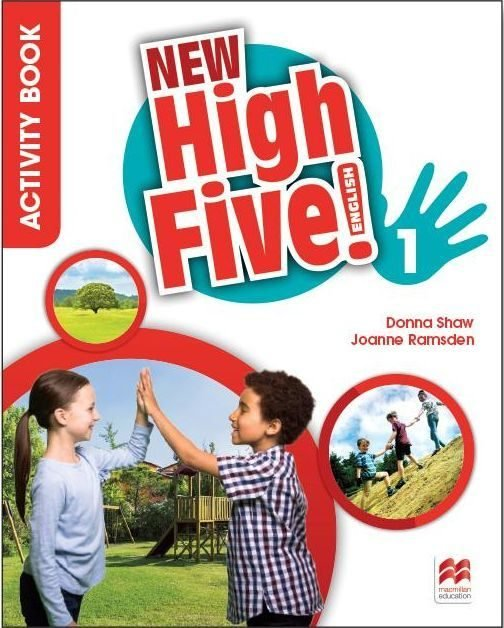 New high five english 1ºep wb 18