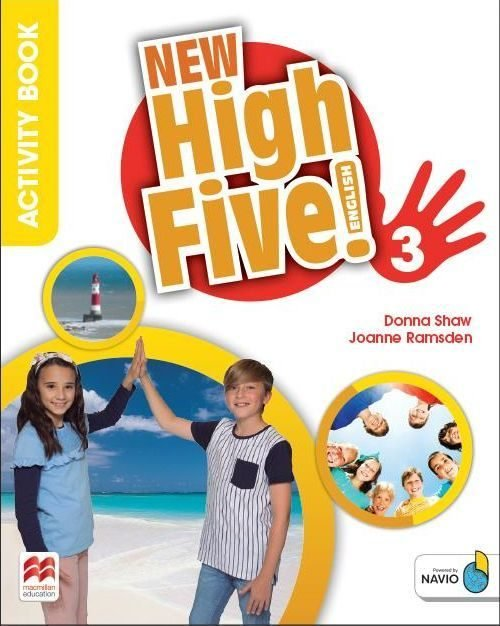 New high five english 3ºep wb pack 18