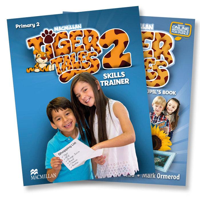 Tiger tales 2ºep st (ebook&skill)pack 17