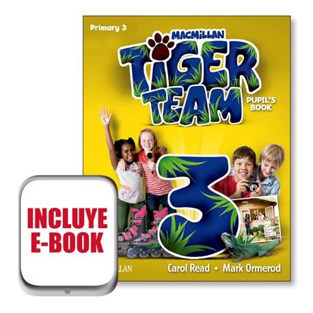 Tiger team 3ºep st (ebook)pack 17