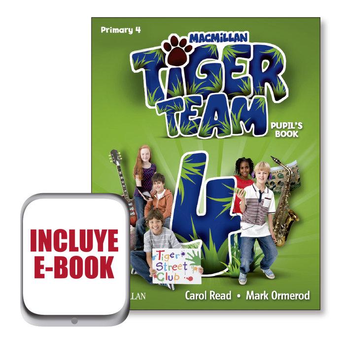Tiger team 4ºep st (ebook)pack 17