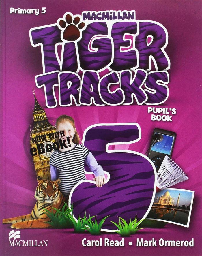 Tiger tracks 5ºep st (ebook)pack 17