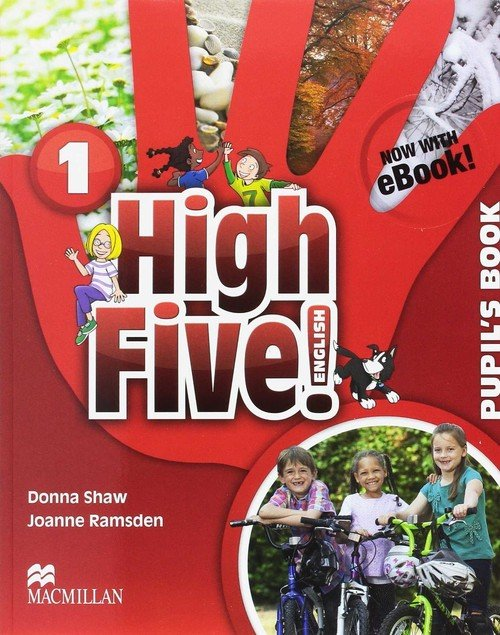 High five 1 st (ebook)pack 17