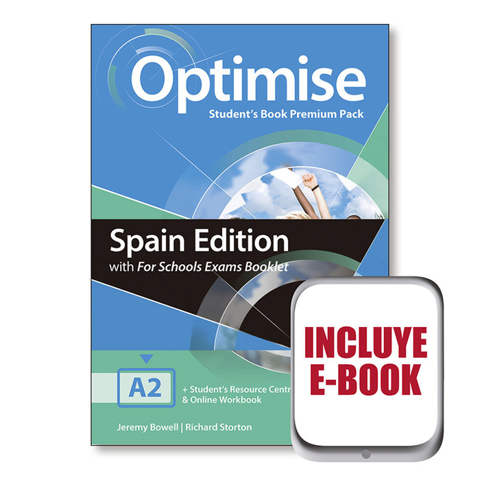 Optimise a2 exam st premiun pack 07