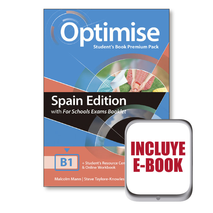 Optimise b1 exam st premium pack 17