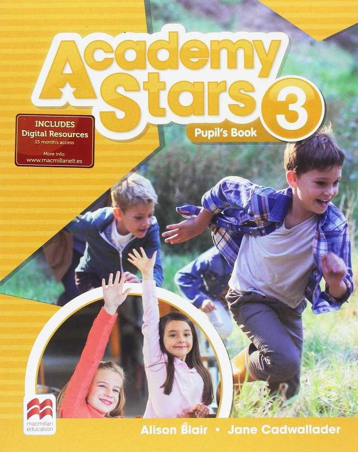 Academy stars 3ºep perform st pack 17