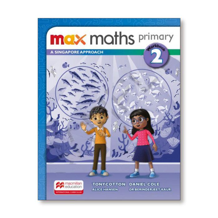 Max maths 2ºep wb 18 a sing approach
