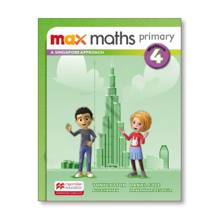Max maths 4ºep wb 18 a sing approach