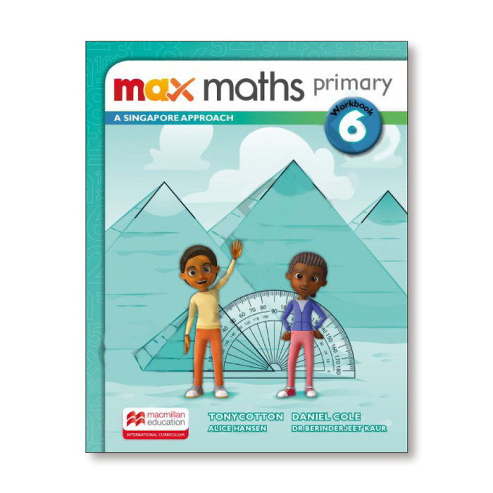 Max maths 6ºep wb 18 a sing approach