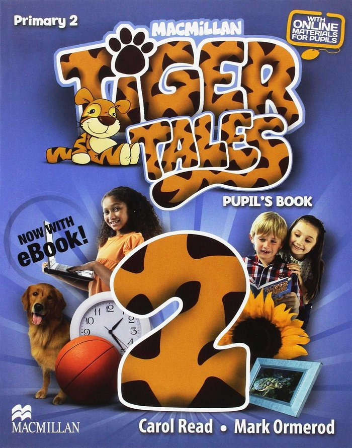 Tiger tales 2ºep st+ebook 17
