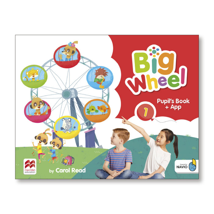 Big wheel 1 st pack standar 19