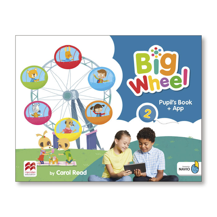 Big wheel 2 st pack standard 19