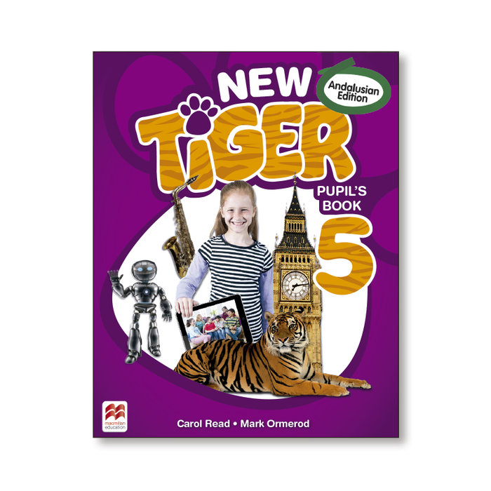 New tiger 5ºep st andalucia 19