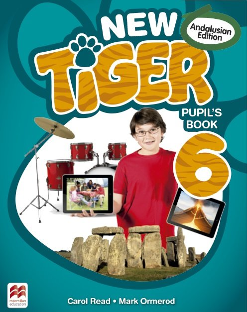 New tiger 6ºep st andalucia 19
